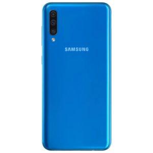 Samsung A50 синий