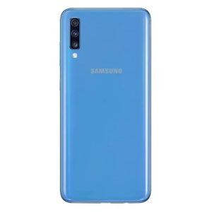 Samsung A70 синий