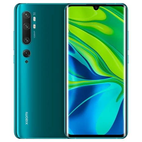 Xiaomi Mi Note 10 зеленый