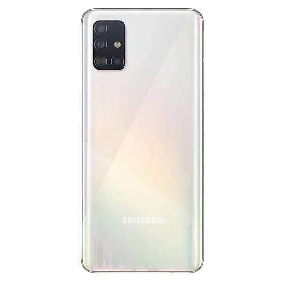 Samsung Galaxy A51 белый