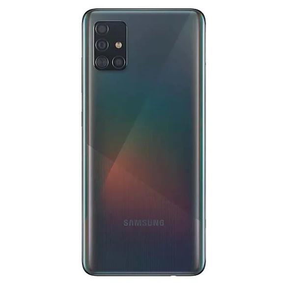 Samsung Galaxy A51 черный