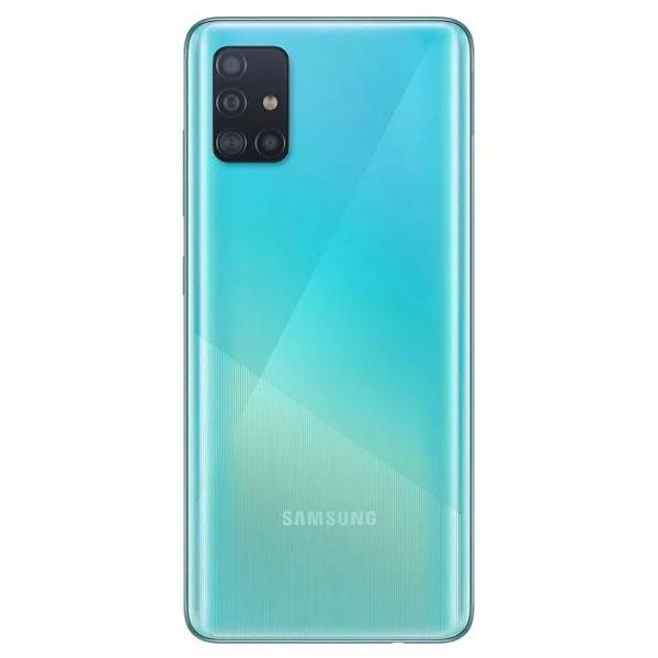 Samsung Galaxy A51 синий