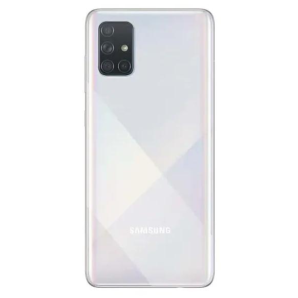 Samsung Galaxy A71 белый
