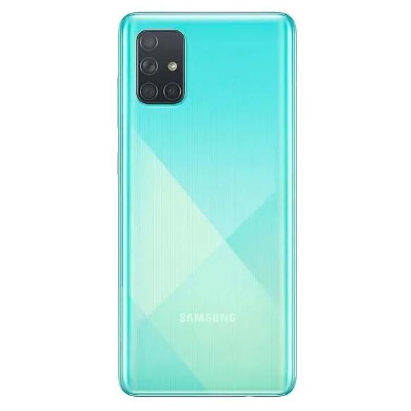 Samsung Galaxy A71 зеленый