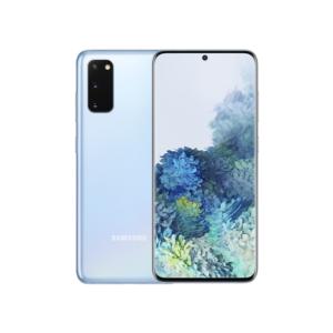 Samsung S20 голубой