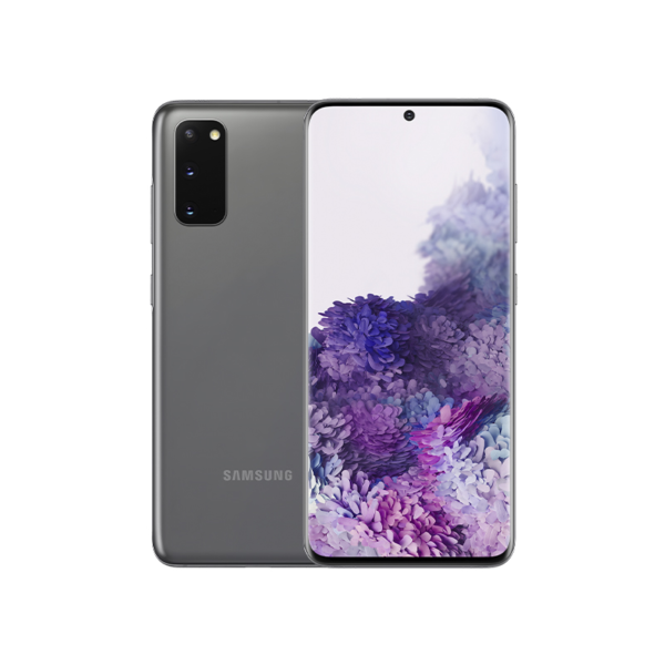Samsung S20 серый
