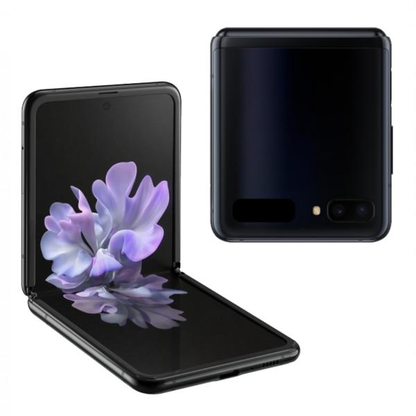 Samsung Z Flip черный