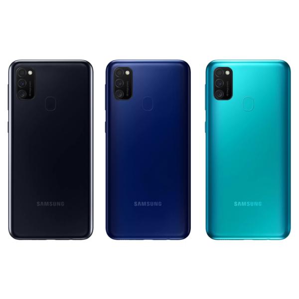 Samsung Galaxy M21 все цвета