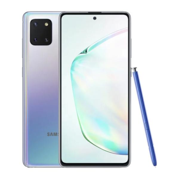 Samsung Galaxy Note 10 lite белый