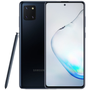 Samsung Galaxy Note 10 lite черный