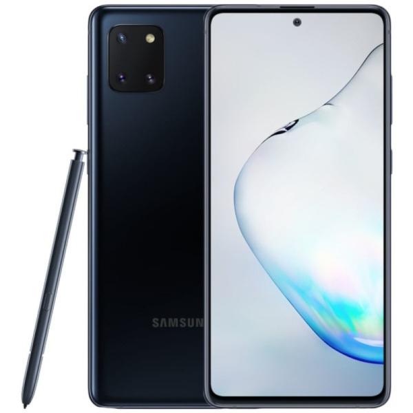 Samsung Galaxy Note 10 lite черный