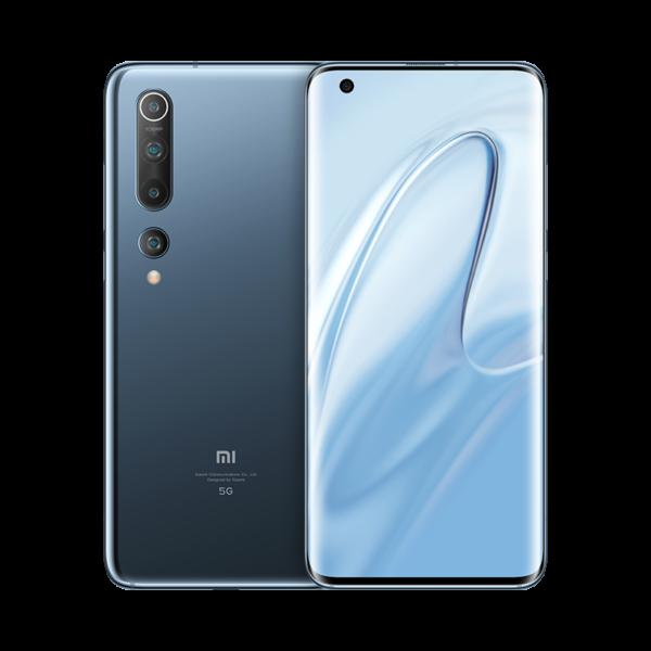 Xiaomi Mi 10 серый