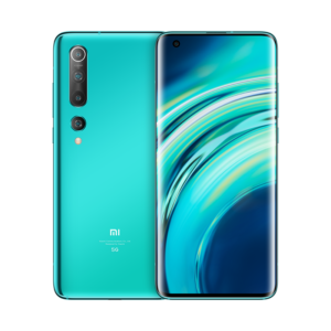 Xiaomi Mi 10 зеленый