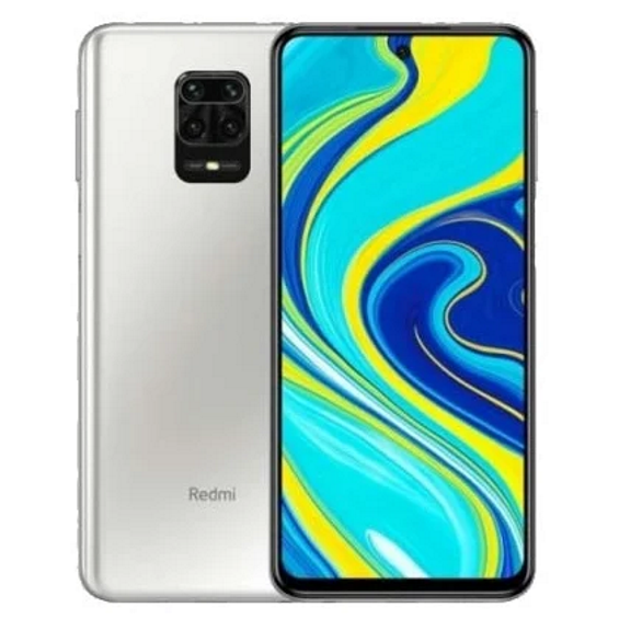 Xiaomi Redmi Note 9s белый