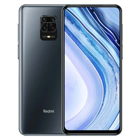 Xiaomi Redmi Note 9s черный