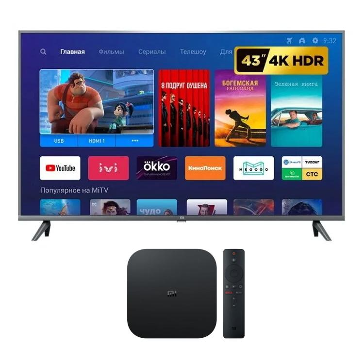 ТВ и приставки Xiaomi