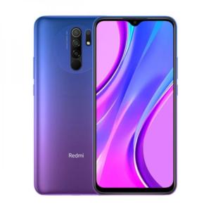 Redmi 9 фиолетовый