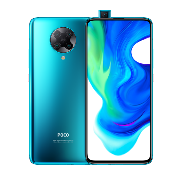 Pocophone F2 Pro зеленый