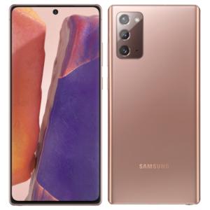 Samsung Galaxy Note 20 бронза