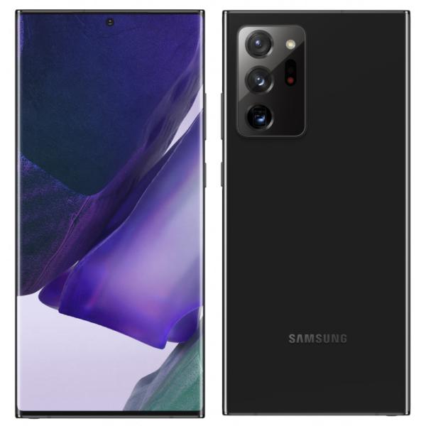 Samsung Galaxy Note 20 Ultra черный