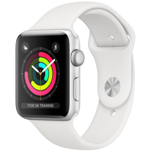 Apple Watch 3 белые