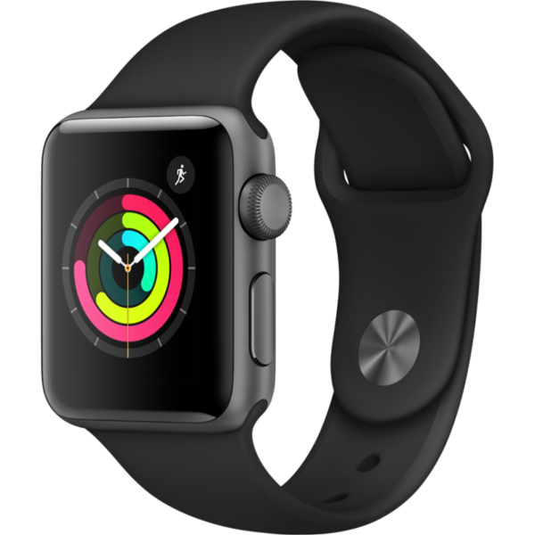 Apple Watch 3 черные