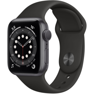 Apple Watch S6 черные