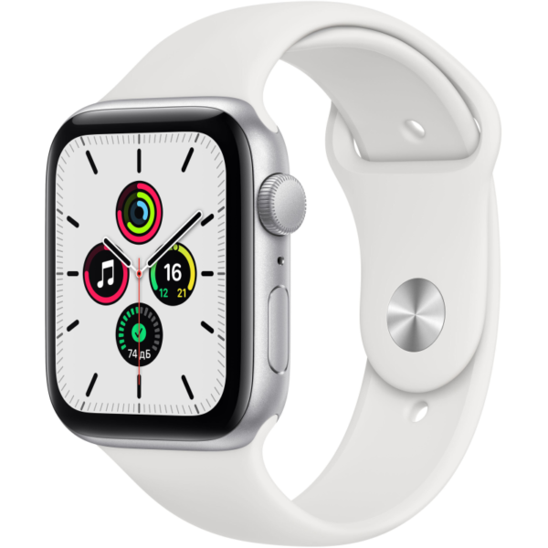 Apple Watch SE белые