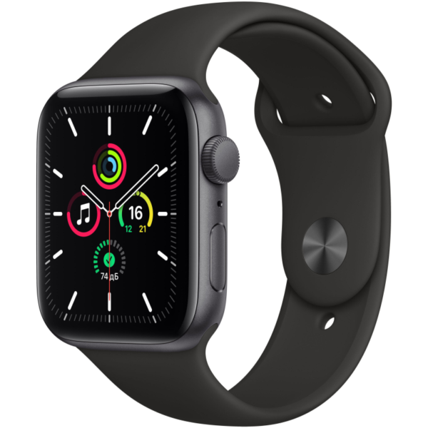 Apple Watch SE черные