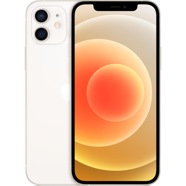 iPhone 12 белый
