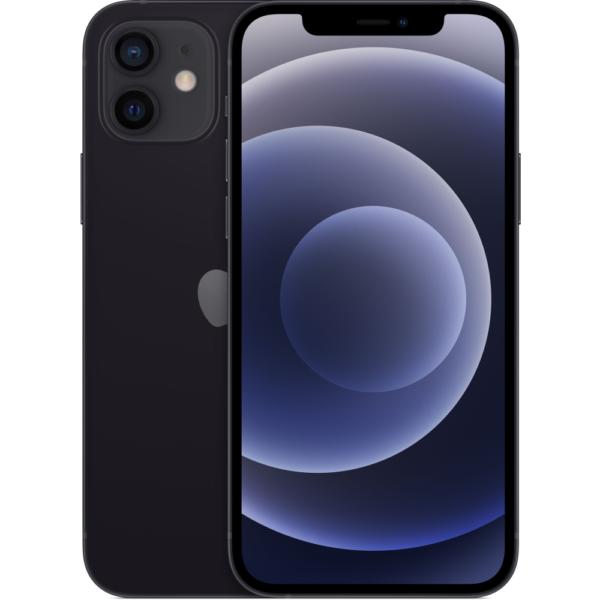 iPhone 12 черный