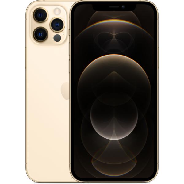 iPhone 12 Pro золотой