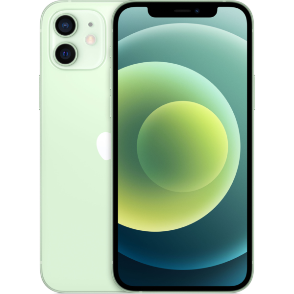 iPhone 12 зеленый