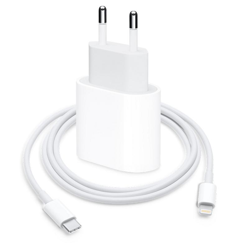 Новая зарядка Apple