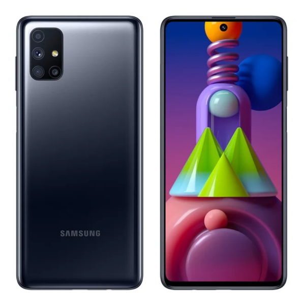 Samsung Galaxy M51 черный