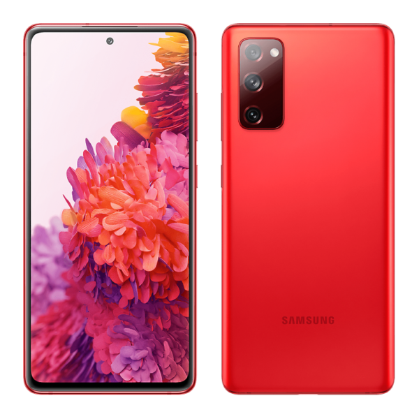 Samsung Galaxy S20FE красный