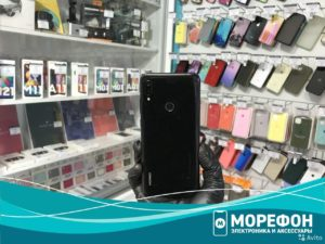 Huawei Y6 2019 2/32 чёрный