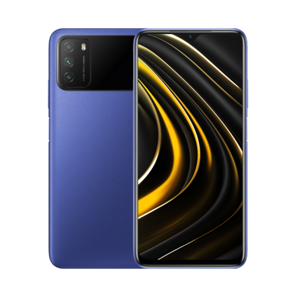 Poco M3 синий