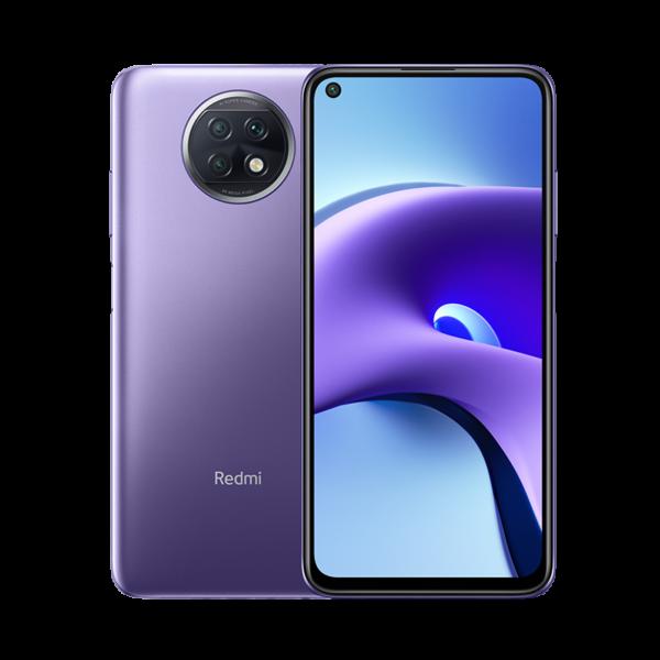 Redmi Note 9T фиолетовый