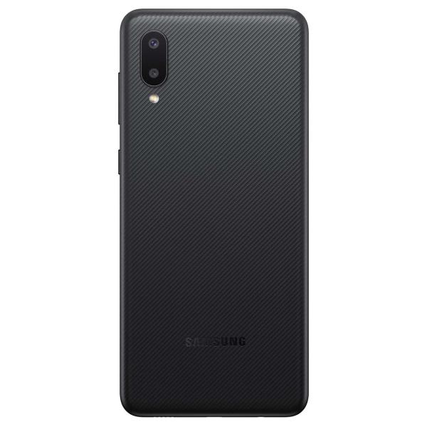 Samsung A02 черный