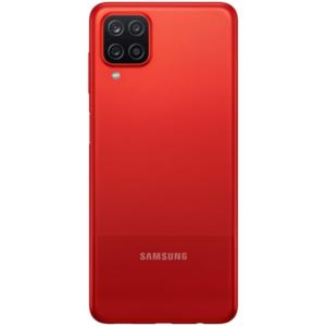 Samsung A12 красный