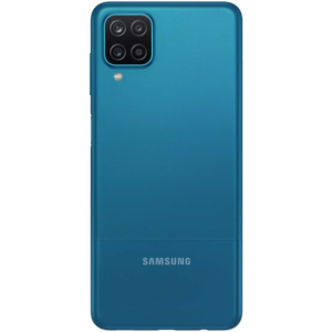 Samsung A12 синий