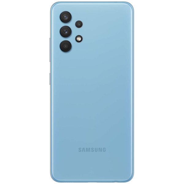 Samsung A32 голубой