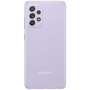 Samsung A52 фиолетовый