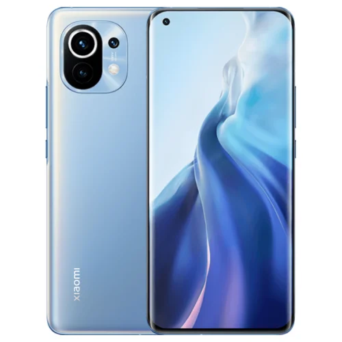 Xiaomi Mi 11 голубой