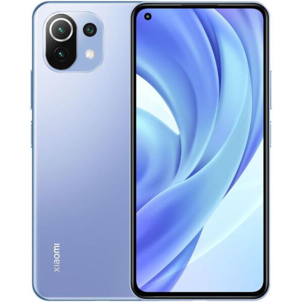 Xiaomi Mi 11 lite голубой