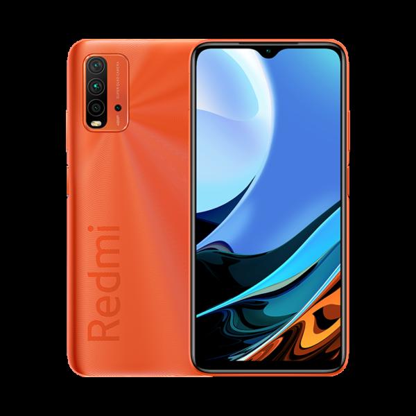 Redmi 9T оранжевый