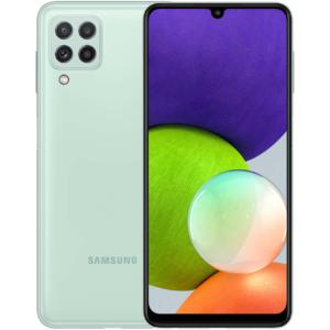 Samsung Galaxy A22 зеленый