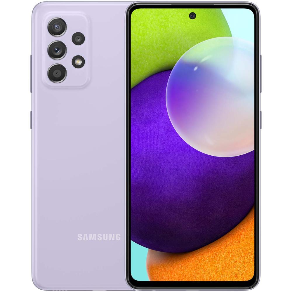 Samsung Galaxy A72 фиолетовый