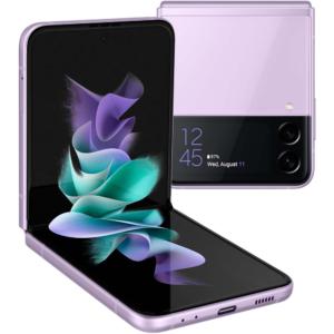 Samsung Galaxy Z Flip 3 фиолетовый